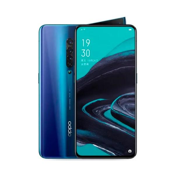 Oppo reno 2 azul océano móvil 4g dual sim 6.5'' amoled fhd+/8core/256gb/8gb ram/48+8+13+2mp/16mp