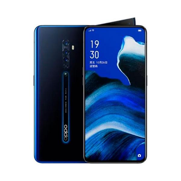 Oppo reno 2 negro móvil 4g dual sim 6.5'' amoled fhd+/8core/256gb/8gb ram/48+8+13+2mp/16mp