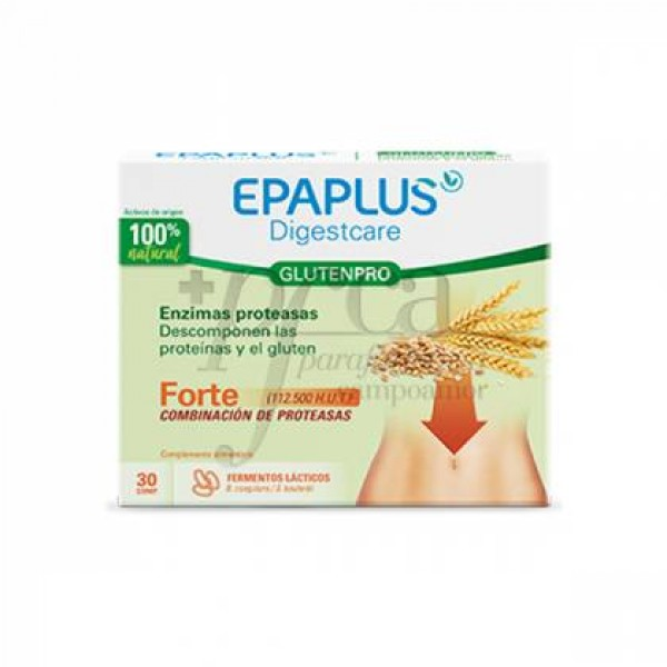 EPAPLUS GLUTENPRO 30 COMPS