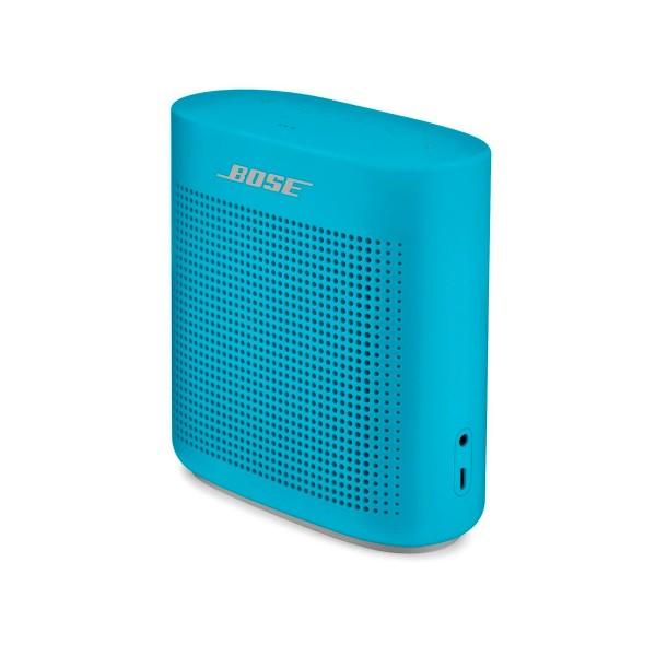 Bose soundlink color serie ii aqt blue altavoz inalámbrico bluetooth sonido de alta calidad