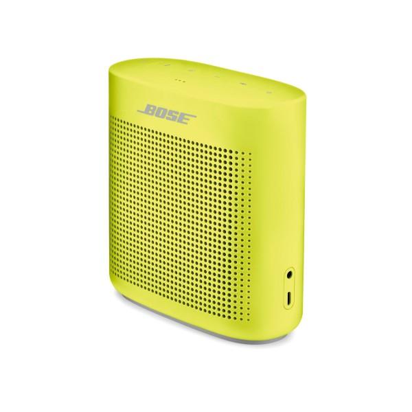 Bose soundlink color serie ii ylw citr altavoz inalámbrico bluetooth sonido de alta calidad